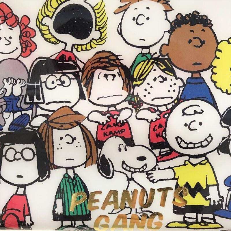 【tente】 Vintage Peanuts tente / CLEAR (2柄)