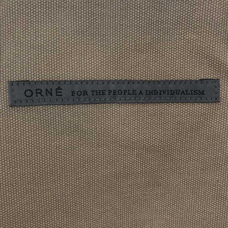 オンライン限定SALE【ORNE】プリザーブボストンL(3色)
