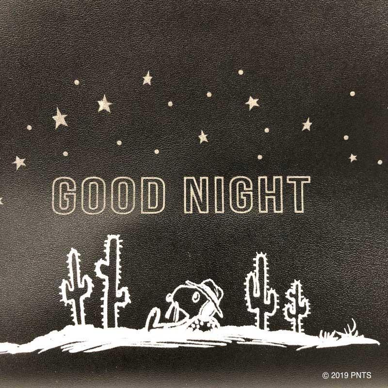 【tente】 Vintage Peanuts tente / NIGHT GLOW (2柄)