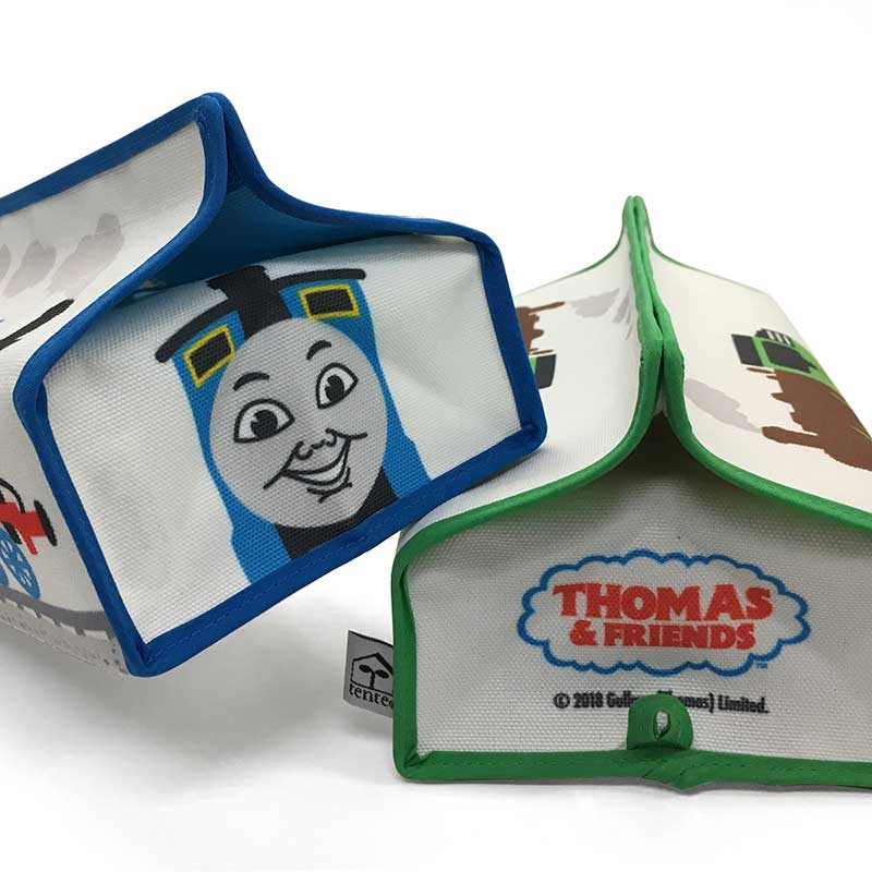 【tente】THOMAS & FRIENDS (9柄)