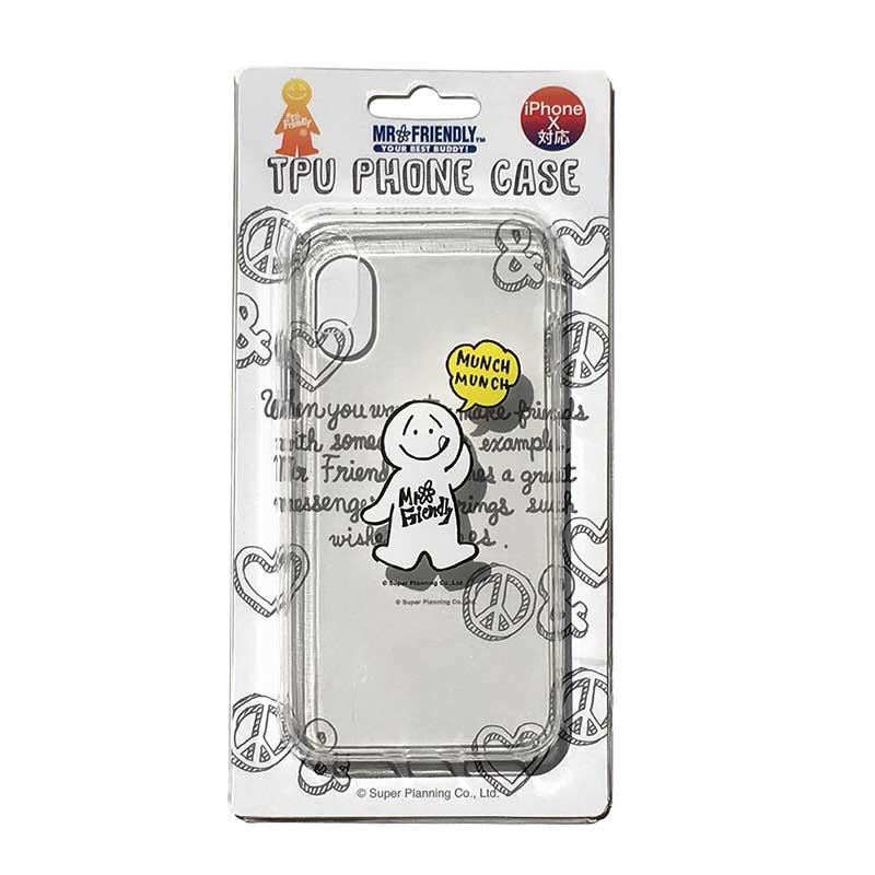 【MRF】 FR iPhoneケース(4柄)/iPhone X対応