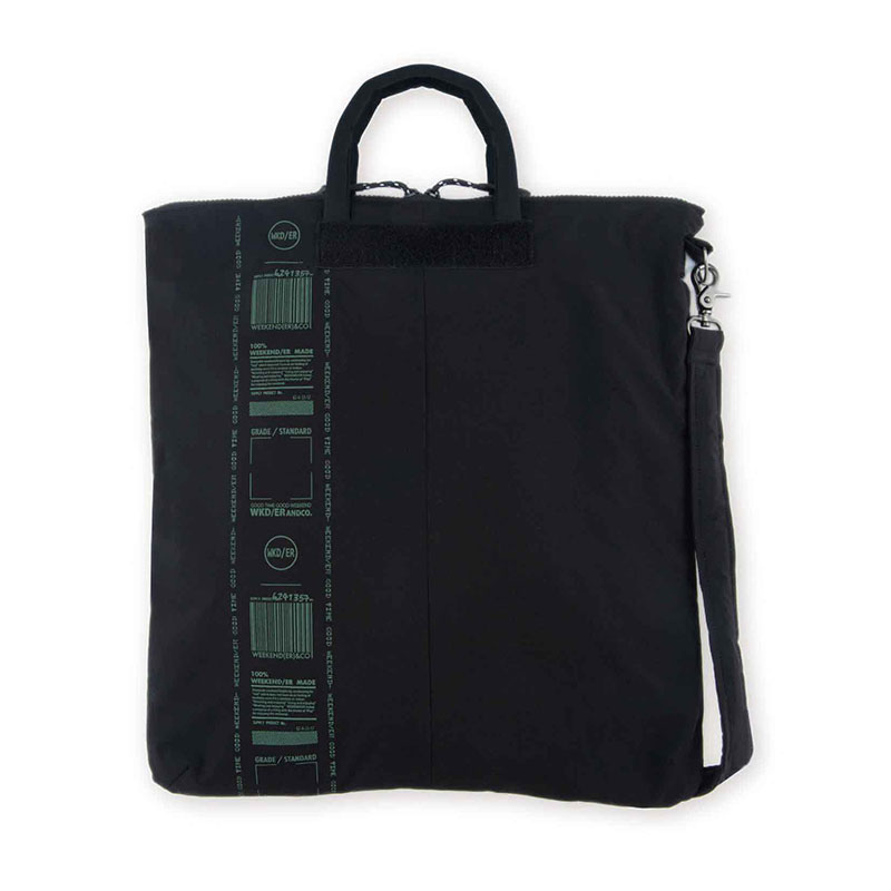 2020AW【WKD/ER】 SEVEN HELMET BAG(3色)