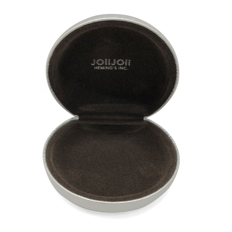 2021SS【JoliJoli】キャリング刺繍ラウンドケース(2柄)