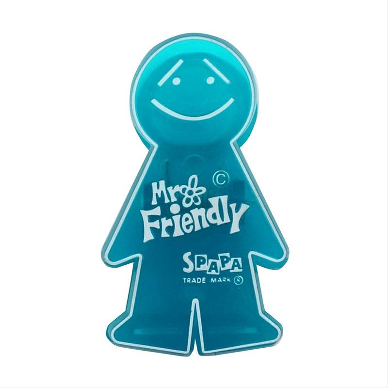 【MRF】 FR リサイクルマグネットクリップ(4色)