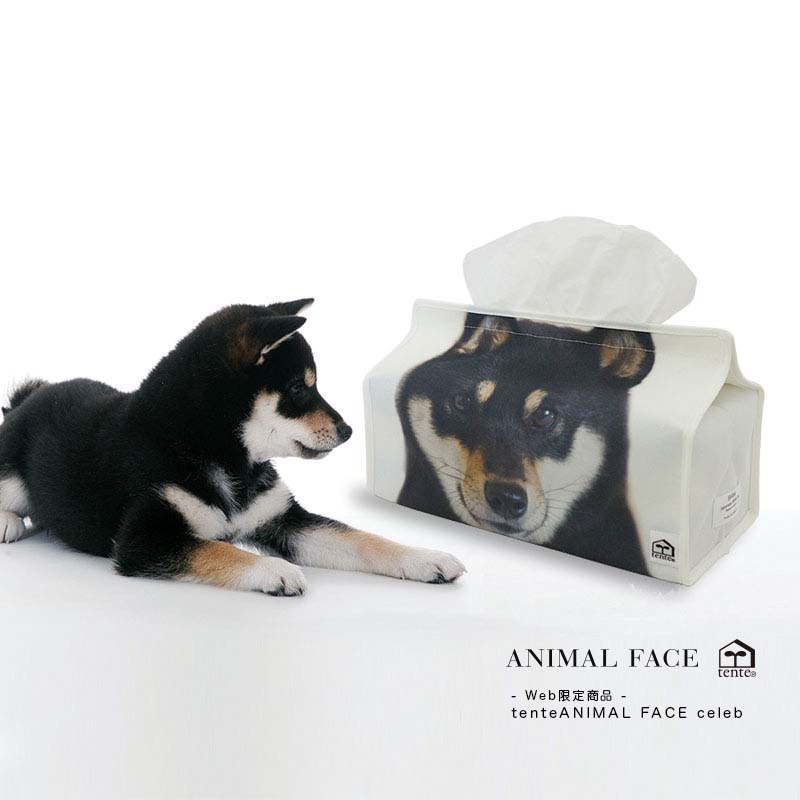 【tente】ANIMAL FACE celeb tente (3柄)