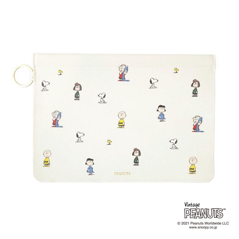 【2021SS】Peanuts マルチケースL(3柄)