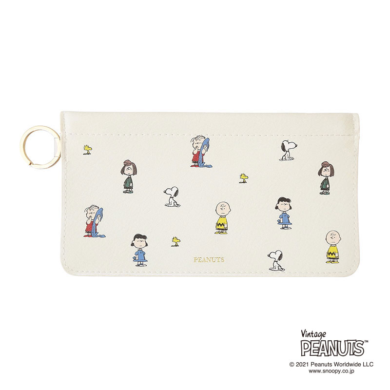 【2021SS】Peanuts マルチケースM(3柄)