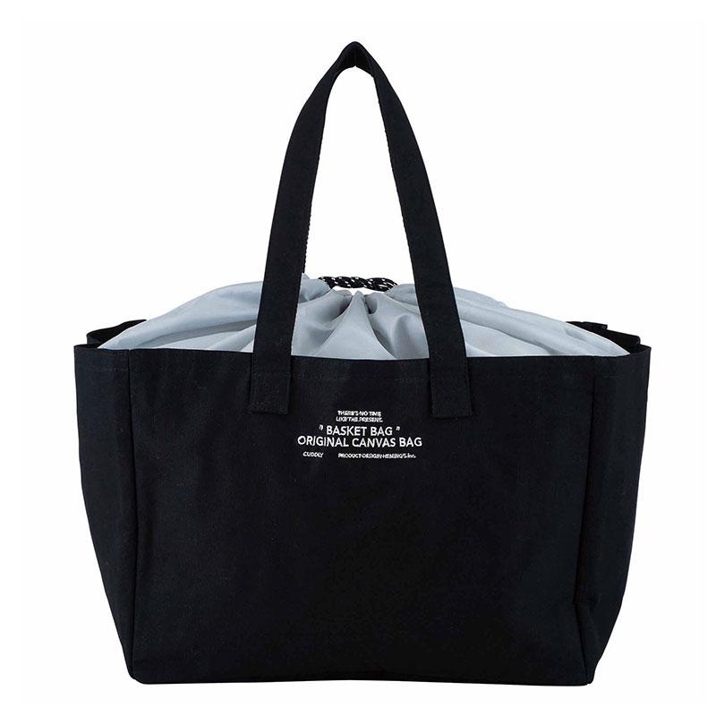 【2020AW】プレーンバスケットバッグ (3色)