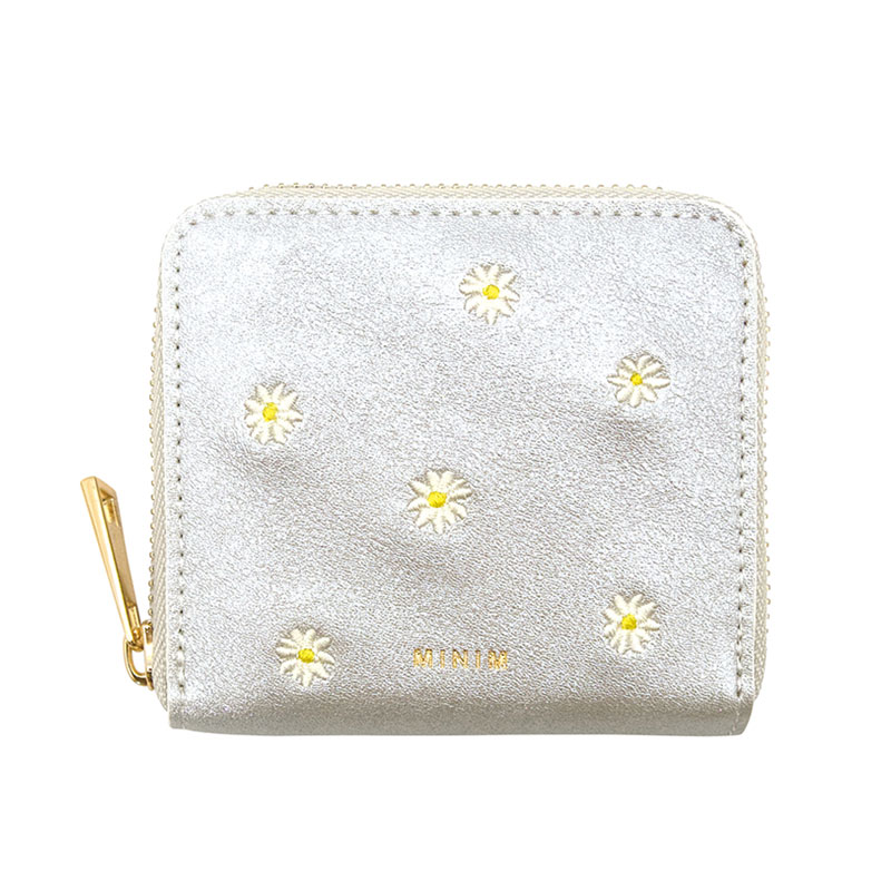 2021SS【JoliJoli】ミニムラウンドジップウォレット(6種類)財布
