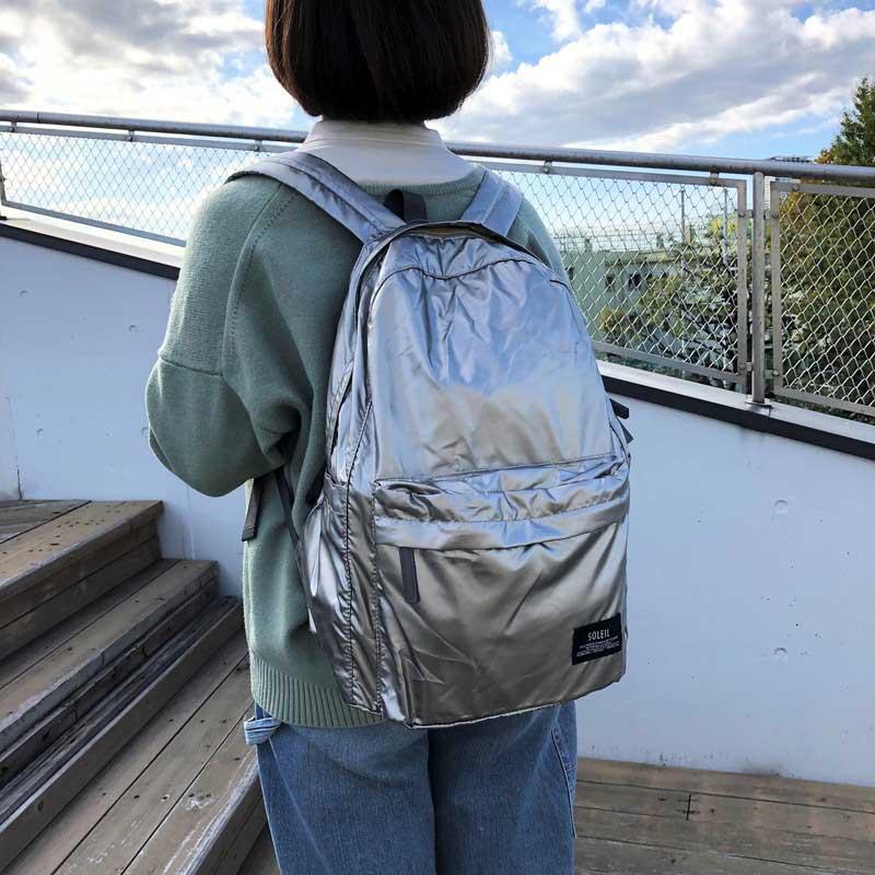 2020SS【SOLEIL】 Shiny シャイニー リュック(3色)