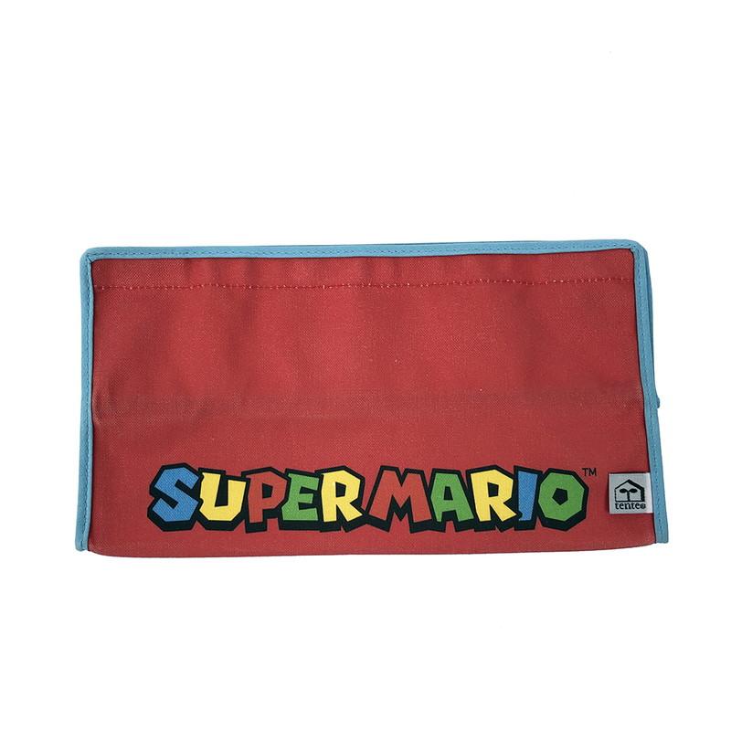 【2021New】スーパーマリオ 限定商品 tente ティッシュカバー(2色)