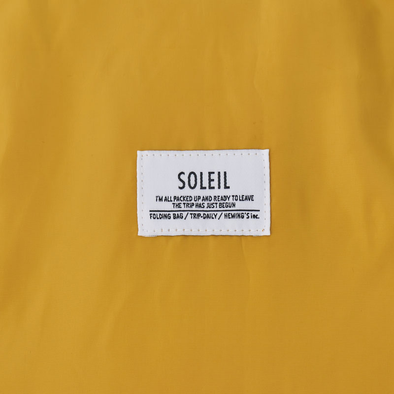 オンライン限定ポイント10倍 2020SS【SOLEIL】レジスタント ソレイユ ラージボストン(3色)