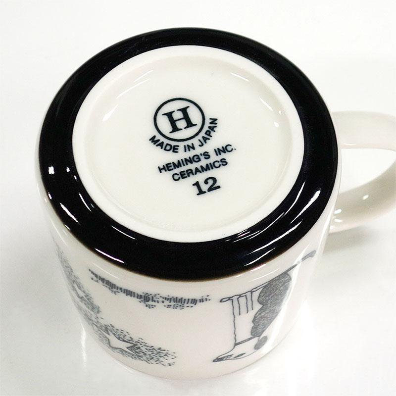 【OLD COPPER】 マグカップDog (2色)