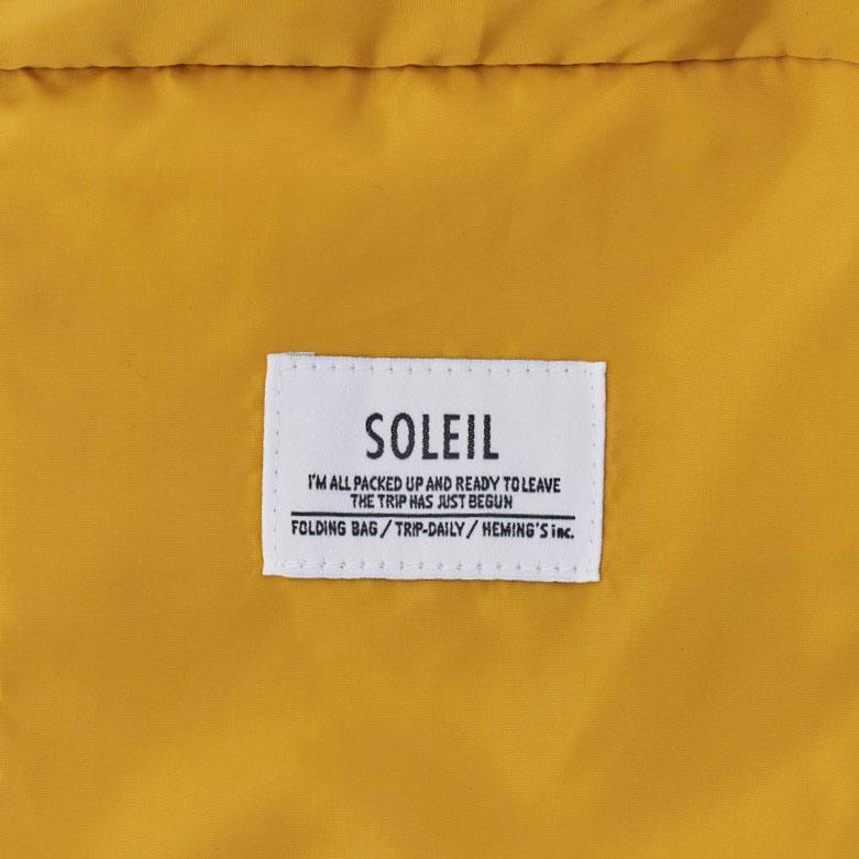 オンライン限定ポイント10倍 2020SS【SOLEIL】レジスタント ソレイユ ボストン(3色)