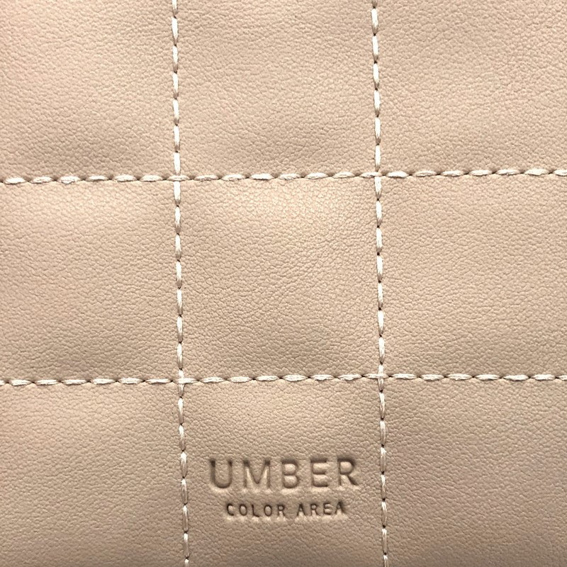2020AW【umber】 アンバーフラグメントケース (4色)
