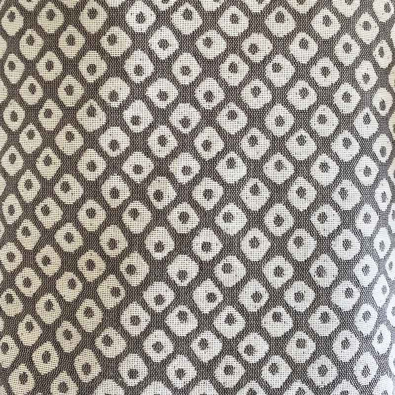 FIGARO掲載【etoffe Pochette】米織小紋 鹿の子