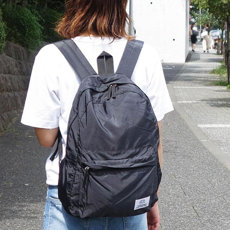 オンライン限定ポイント10倍【SOLEIL】レジスタント ソレイユ リュック(19色)