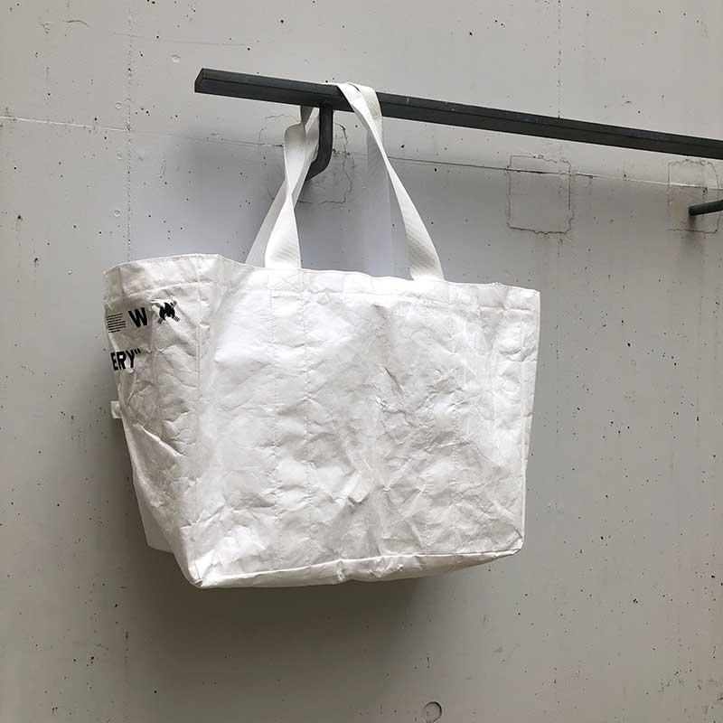 限定10倍ポイント!2021SS【WKD/ER】グロッサリークールバッグ レジカゴバッグ(2色)