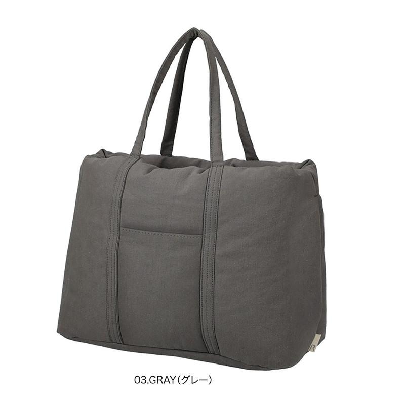 オンラインストア限定ポイント10倍【RT】デリ クッショントートバッグ(4色)
