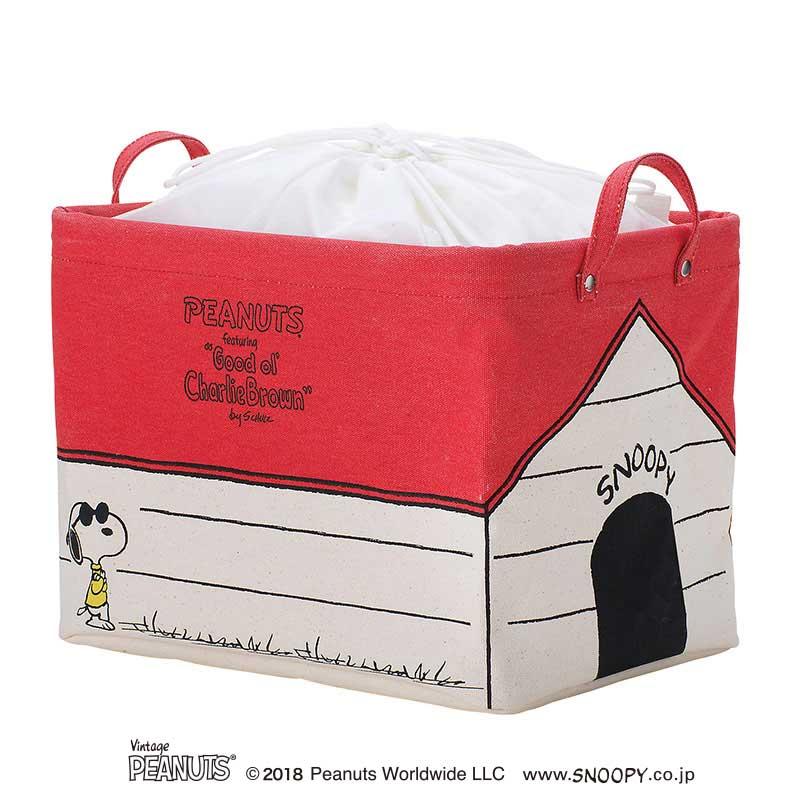 【pilier】 Vintage Peanuts SQ[S]/ HOUSE SCHOOL BUS (2柄)