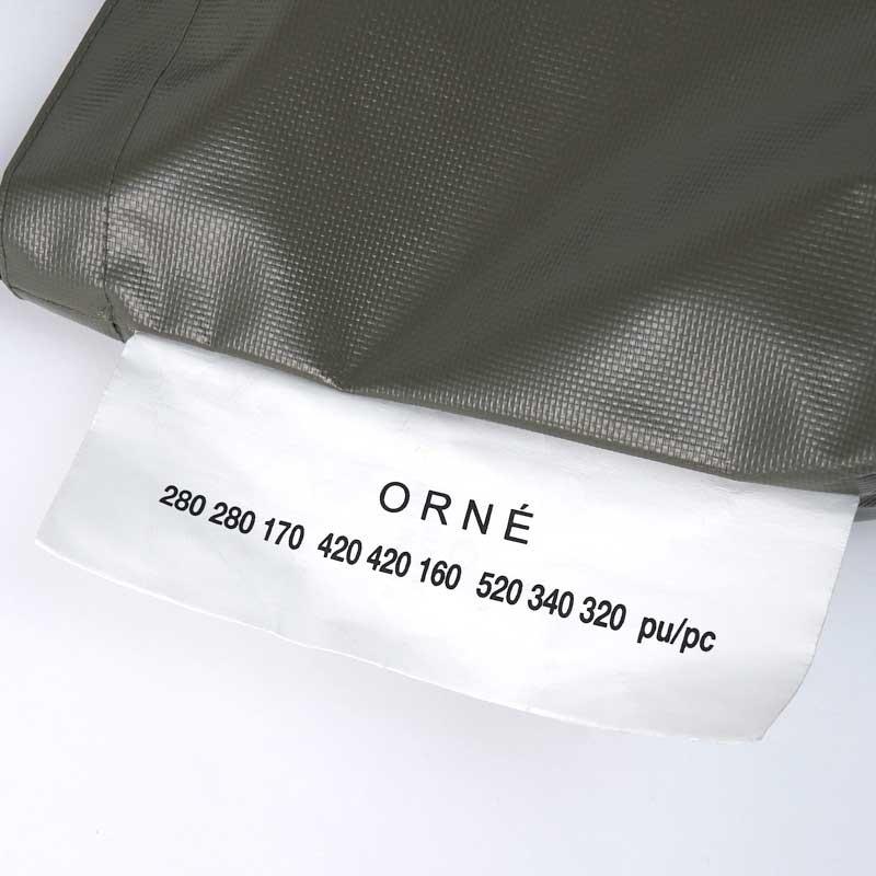 2020SS【ORNE】マルチウェザーバッグ S(3色)