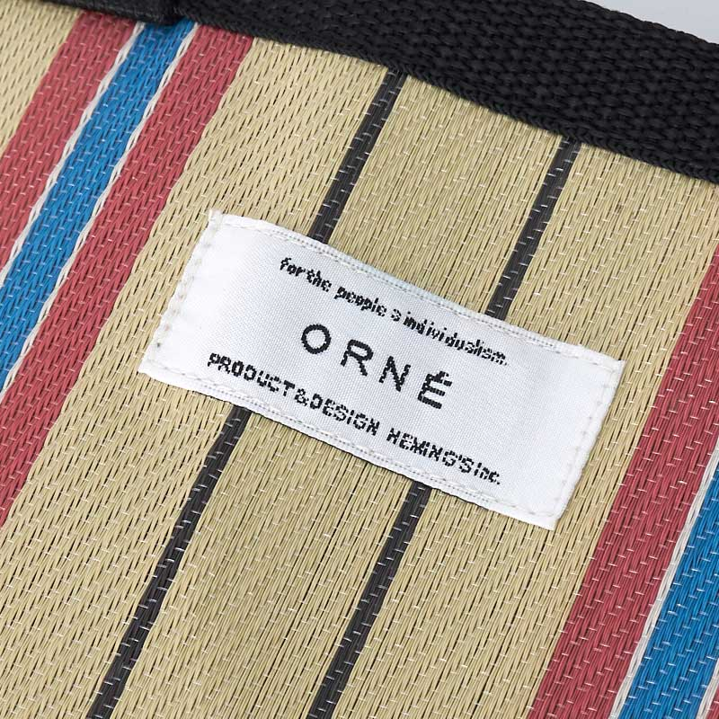 2020SS【ORNE】パッキングシートバッグ(4色)