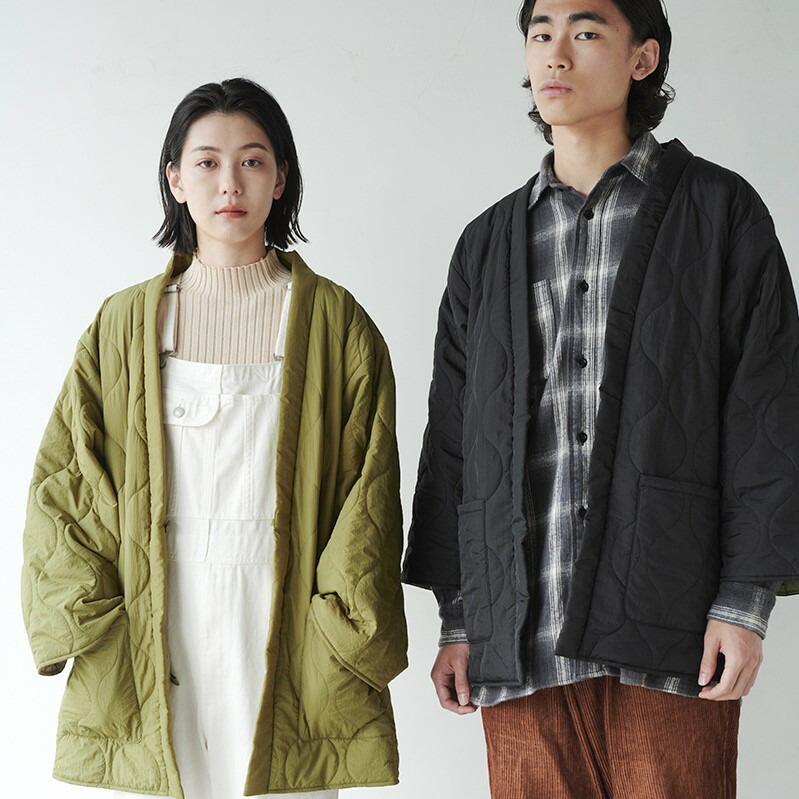 2021新作【DANTEN】コンフリーパッカブルはんてん L