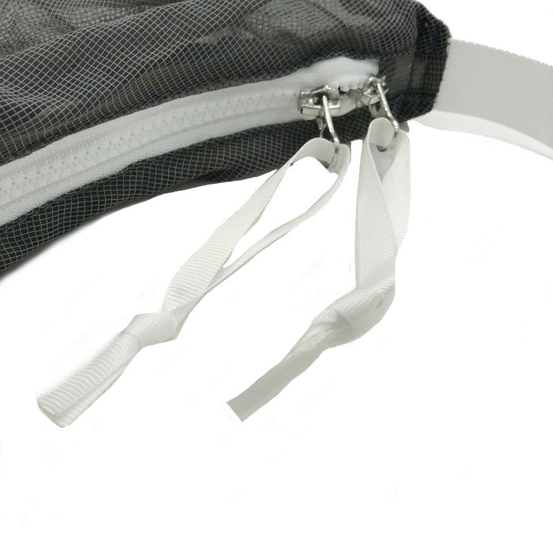 【WKD/ER】Thin fabric hammock shoulder bag(5色)