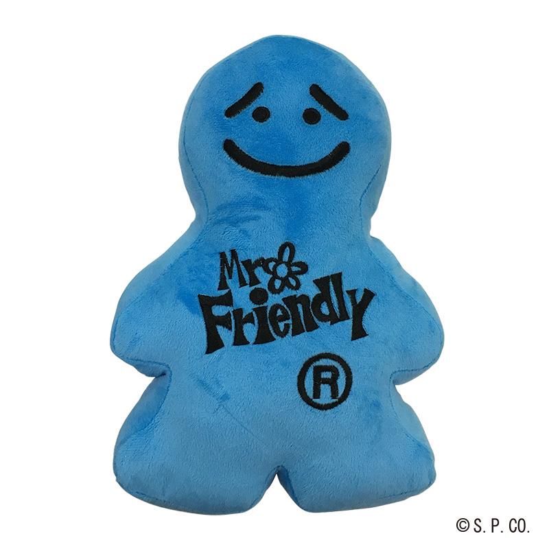 【MRF】 FR.クッションドールM-A (3色)