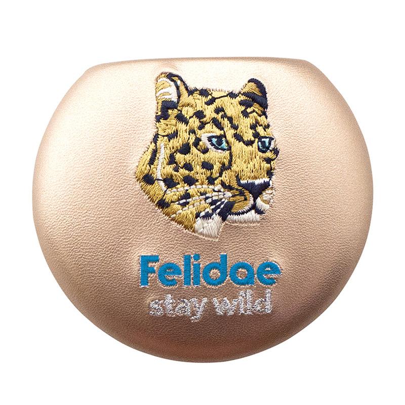 2020AW【JoliJoli】キャリング刺繍ラウンドケース(2柄)