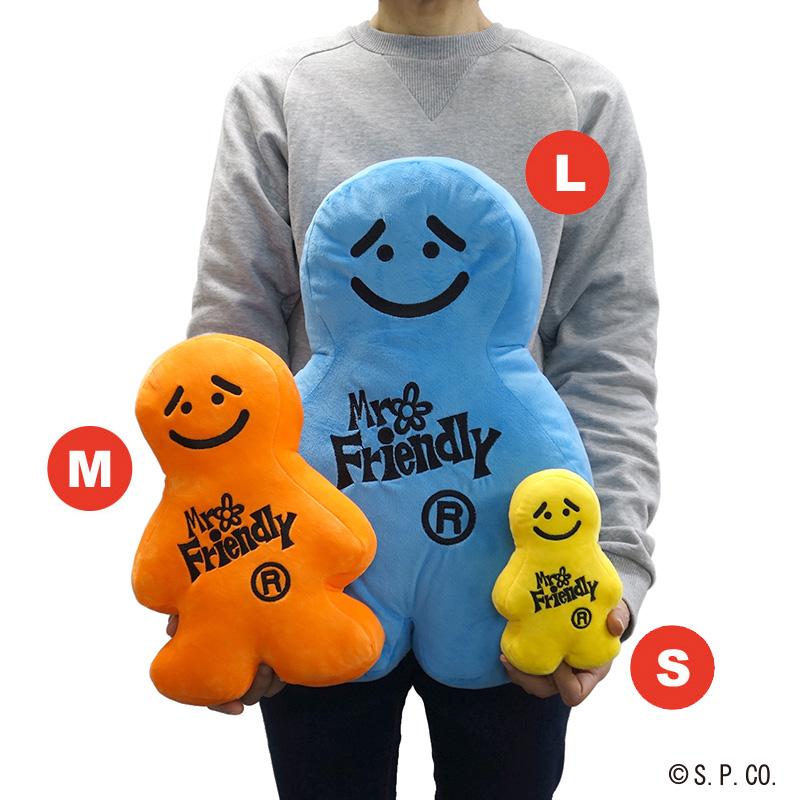 【MRF】 FR.クッションドールL-A (3色)