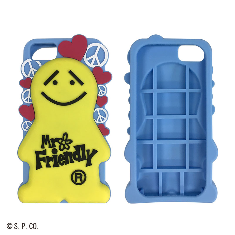 【MRF】 FR.iPhoneダイカットケース(3色)/iPhone 6,6s,7対応