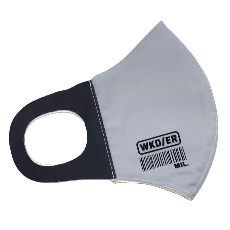 2021SS【WKD/ER】#STAY  POSITIVEマスク for Men(7柄)