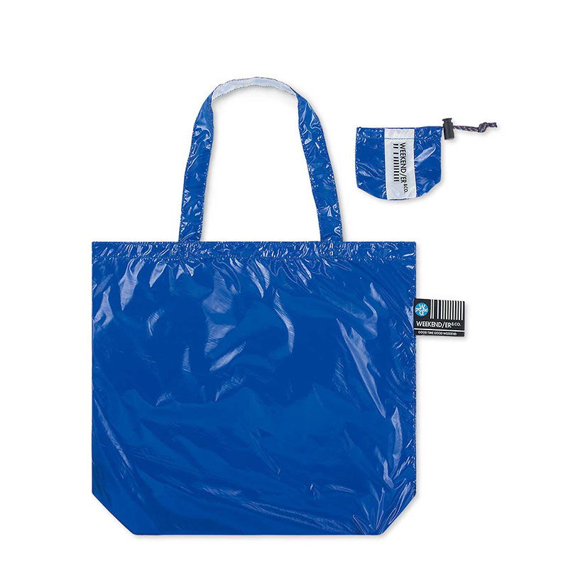 【WKD/ER】 Reversible shoppingbag (6色)
