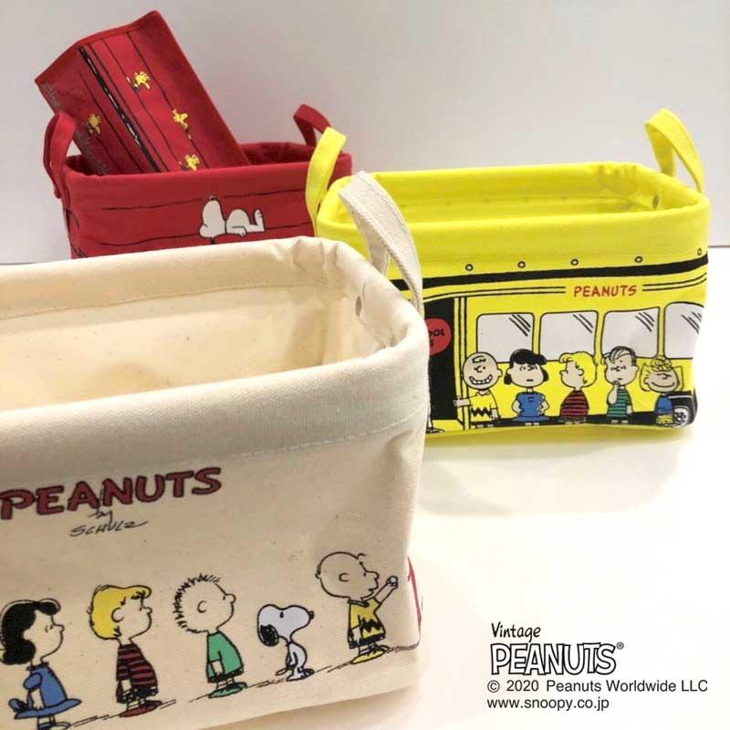 【pilier】 Vintage Peanuts SQ[SS]/ STANDARD SERIES(3柄)