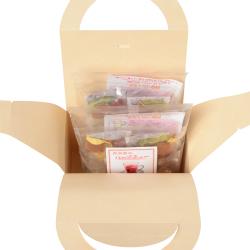 果実園のフルーツハーブティー 2個入ギフトセット プレゼント用/ギフト用/ドライフルーツ ハーブティー