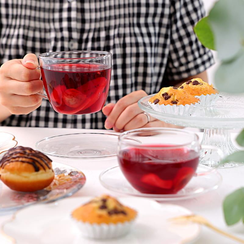 果実園のフルーツハーブティー 【メール便配送限定】 フルーツティー