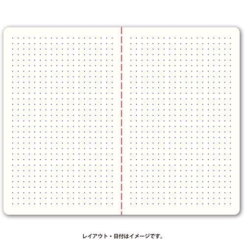 ペイジェム カンタカルタ ジャーナルノートブック (ブラッシュストライプ)【ネコポス(メール便)不可】