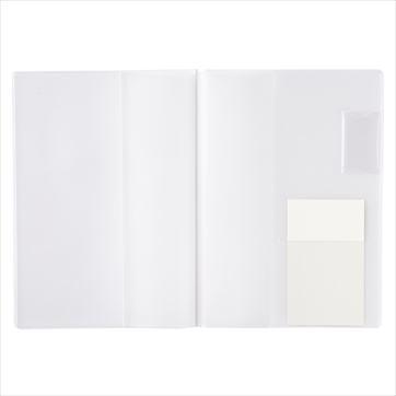 NOLTYノートブック B6 クリアカバー