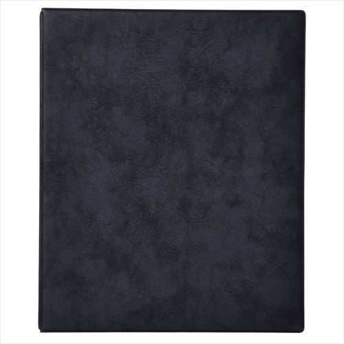【A5】保存バインダー5 (ブラック)  【ネコポス(メール便)不可】[A5674]