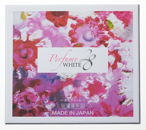 【医薬部外品】PerfumeWHITE28美白クリーム
