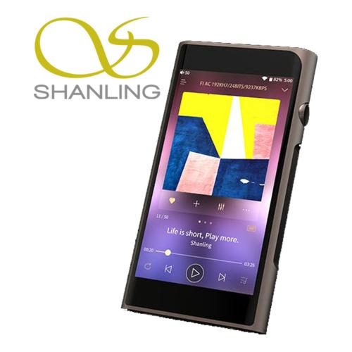 Shanling M6Pro Titanium model
