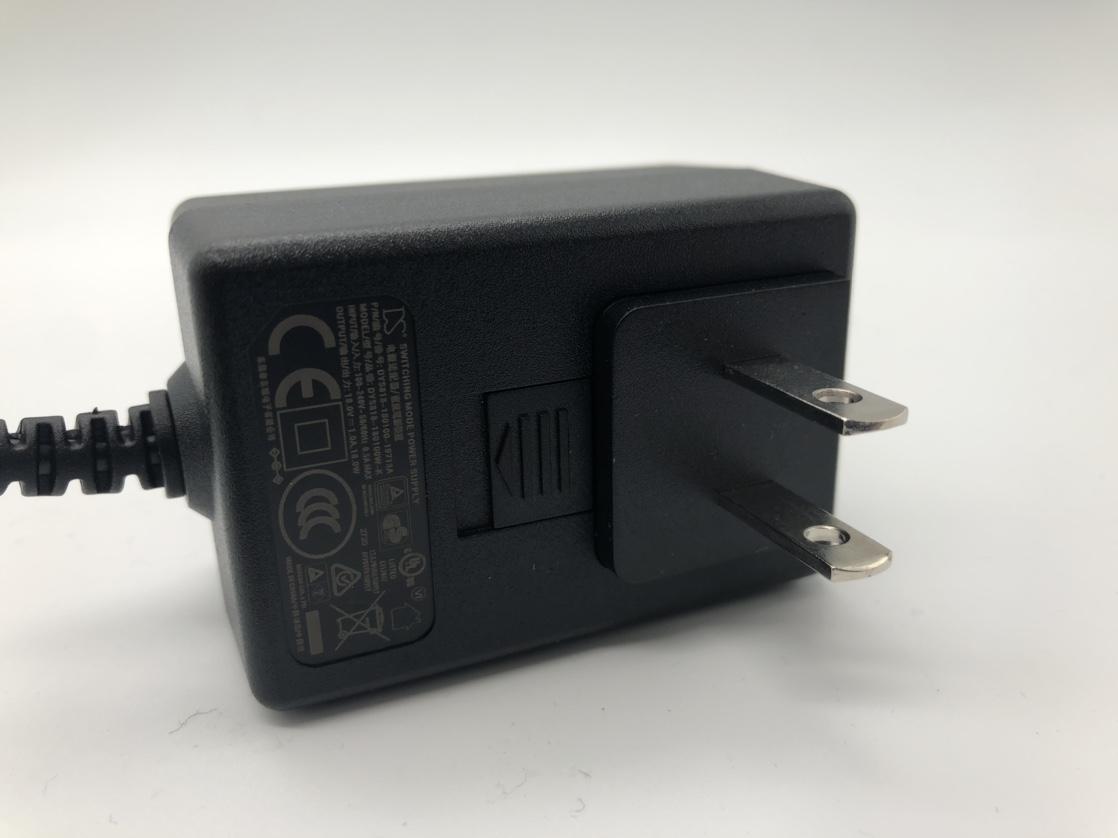 【部品】 DX220MAX アナログバッテリー充電用DCアダプタ