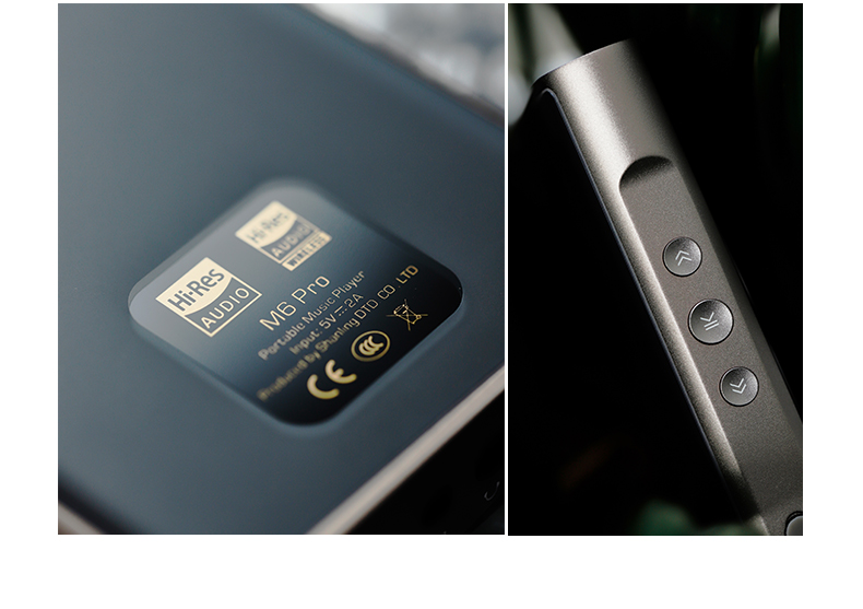 Shanling M6Pro Black model