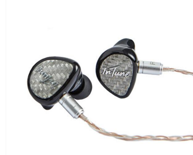 iBasso Audio IT04 Silver