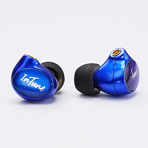 【B級品】 iBasso Audio IT01X ブルー