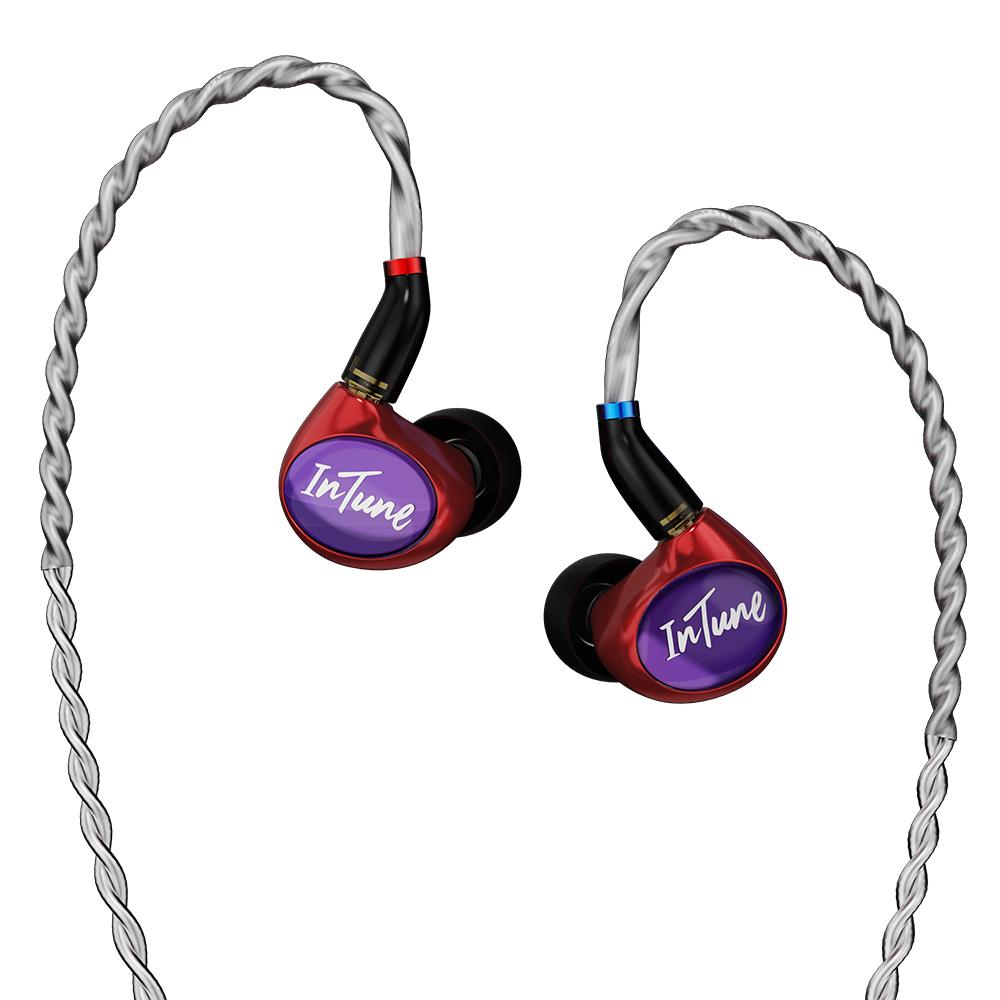 【B級品】 iBasso Audio IT01X レッド