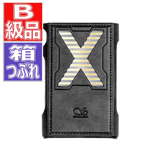 【B級品】Shanling M3X 専用レザーケース ブラック