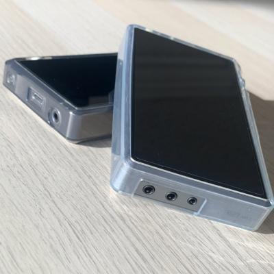 クリスタルTPUケース iBasso Audio DX220用