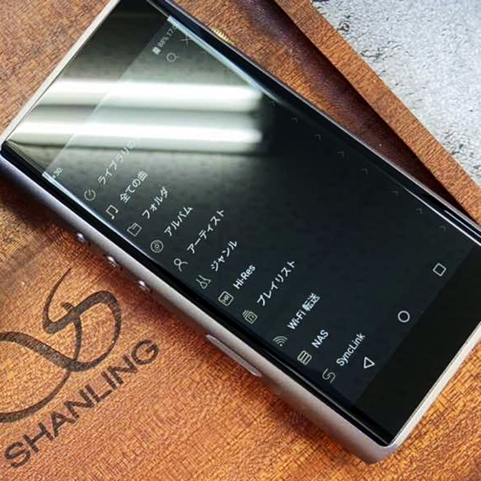 Shanling M6ProVer.2021 Titanium